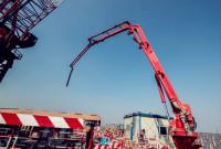 三一超高压拖泵显神威 助广州东塔破500米大关