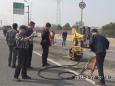 武汉维修三环线路面,悍路威设备技术支持