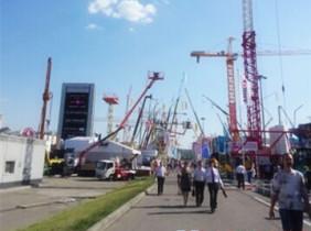 恒升建机亮相(俄罗斯)国际建筑机械及工程机械展
