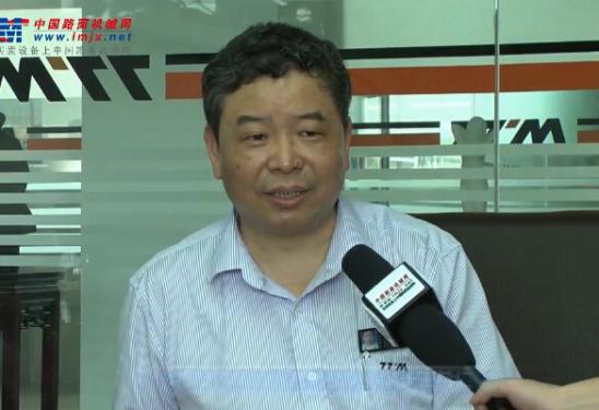 铁拓机械十周年庆典——专访铁拓机械董事长王希仁