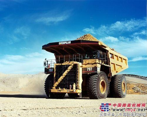 炫彩系列:盘点那些巨大的矿用卡车