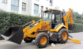 三一挖掘装载机将亮相2014年上海bauma展