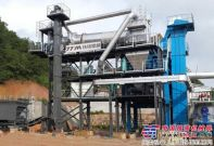 云南省又添铁拓机械沥青热再生设备