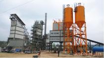 华通动力三套厂拌冷再生助力沪昆高速改建工程