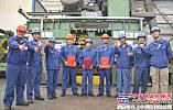 """潍柴集团""""铸梦QC小组"""" 被评为全国优秀质量管理小组"""