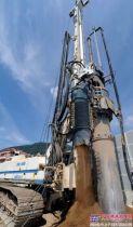 意大利土力携多款新型设备助力上海宝马展