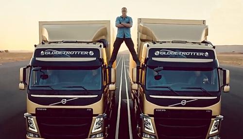 Volvo卡车测试,惊呆了!