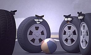 一个卡车备胎的自白