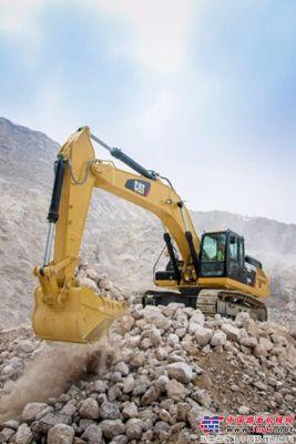 新型 Cat® (卡特)336D2 XE/D2 L XE 混合动力液压挖掘机