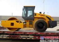 山推SR20-3全液压压路机销往华北地区
