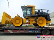 山推SR23MR垃圾压实机销往泰国