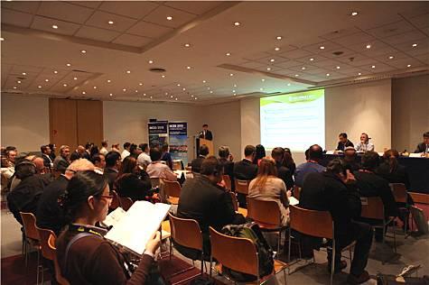 BICES 2015新闻发布会在法国INTERMAT 2015展举行