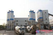 十年 、十二台搅拌设备、南方路机放心可靠——湖北鑫祥商品混凝土有限公司