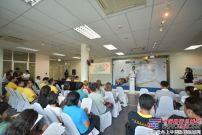 山东临工举办泰国好司机媒体体验活动