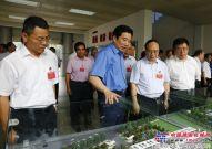 湛江市党政考察团领导来访玉柴