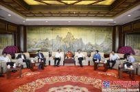 国机重工集团董事长吴培国率队赴神华物资集团公司拜访