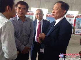 热烈祝贺中国国机东南(柬埔寨)机械有限公司隆重开业