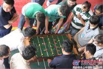 第二届斗山杯桌上足球挑战赛圆满结束