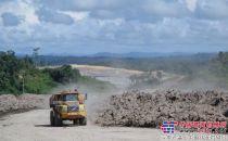 品质高效成佳话,科技服务铸新章——沃尔沃建筑设备倾情助力加里曼丹岛煤矿开采