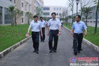 镇江市科技局领导调研江苏华通动力