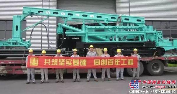 精益求精——上海金泰打造循环钻机升级版