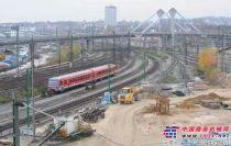 """德国铁道工程""""劳模""""——沃尔沃建筑设备"""