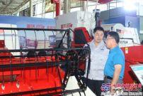 享受极致体验 雷沃农业生产全程机械化产品组合精彩亮相