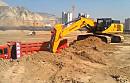 柳工950E甘肃兰州施工视频