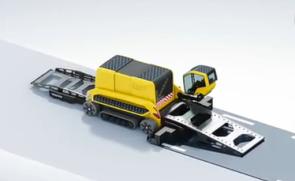 高大上!Volvo FENIX 概念摊铺机