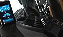 沃尔沃EC220E挖掘机全新人机界面