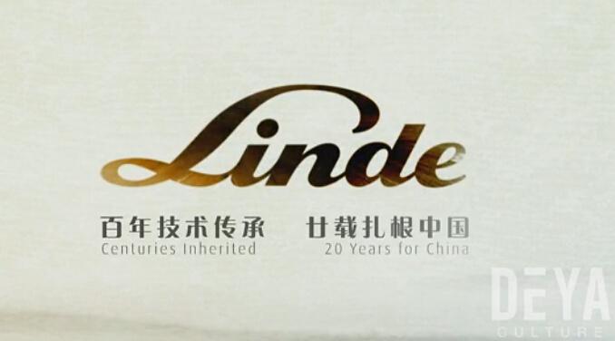 林德叉车20周年中国宣传片