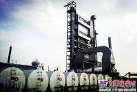 中交西筑JD5000型搅拌设备助力广东江罗高速公路建设