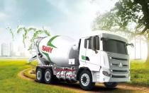 三一LNG混凝土搅拌运输车:更环保 更领先 更经济
