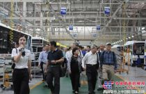 第十五届海峡两岸内部审计研讨会-参访企业活动在郑州宇通圆满结束
