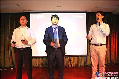 中国路面机械网沙龙现场