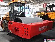 科泰重工KS365D单钢轮压路机