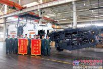 山推SM200MT-3铣刨机获河南客户赞誉