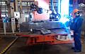 徐工机器人焊接过程