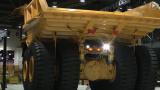 世界上最大的自卸车:卡特彼勒797F自卸车