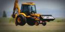 不可思议,世界上速度最快的挖掘装载机