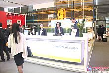 2015年亚洲国际▲物流展――永恒〗力叉车展区