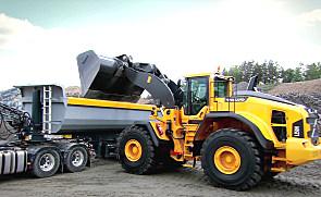 全新沃尔沃轮式装载机 Volvo L250H