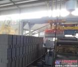 恒兴机械:全自动液压砖机产5000万块蒸压灰砂砖不是梦