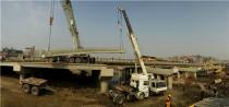 中国援建加德满都内环路改造项目恢复施工