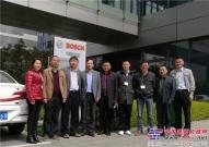 2016长沙主机企业组团走进上海配套件企业对接交流活动启动