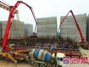 广东博贺港项目,南方路机10年混凝土搅拌站的应用