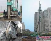 上海金泰SC双轮铣削搅拌钻机进军南昌市场