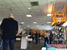 运想重工高空作业平台入驻荷兰NH酒店举行产品推介会