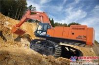 日立建机ZX890LCH-5A大型挖掘机 助力矿山作业效能升级