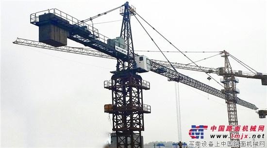 抢抓机遇 创新发展 ——适用于建筑工业化施工需要的大型塔机陆续面世